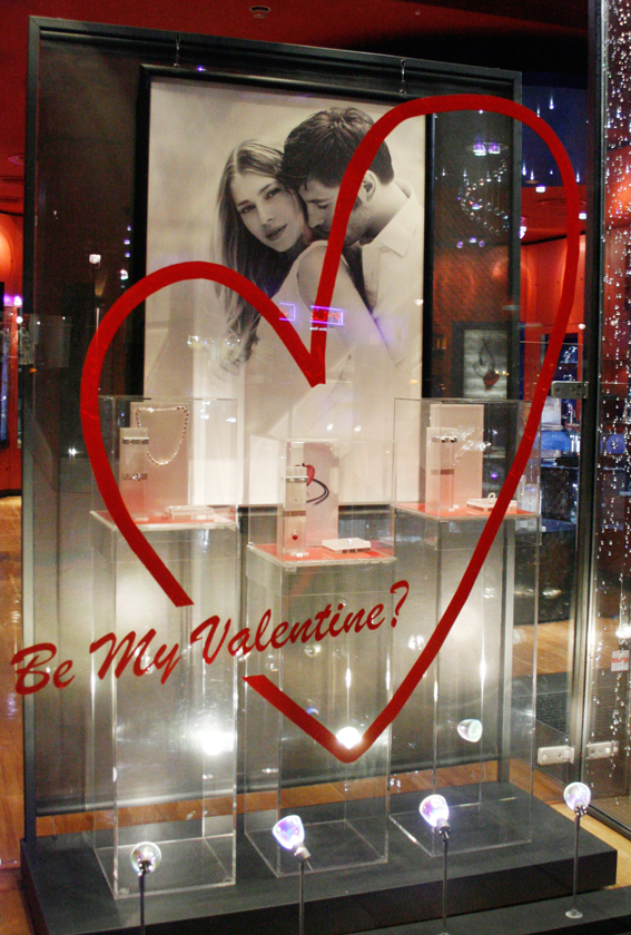 Valentines The Window Display Blog